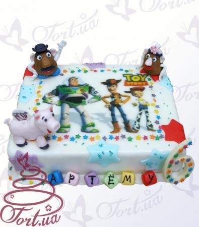 Торт история игрушек фото